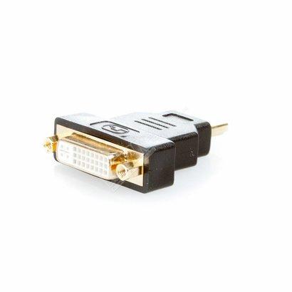 HDMI Male to DVI Female Adapter, Black