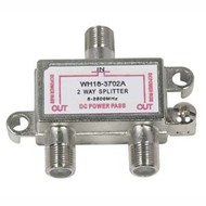 2.5GHz 90dB 2Way Satellite TV Splitter
