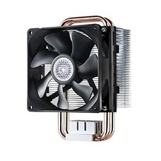 Coolermaster Cooler Master RR-HT2-28PK-R1 Hyper T2 - Compact CPU Cooler with Dual Looped Direct Contact Heatpipes, INTEL/AMD with AM4 Support