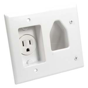 Recessed Wall Plates