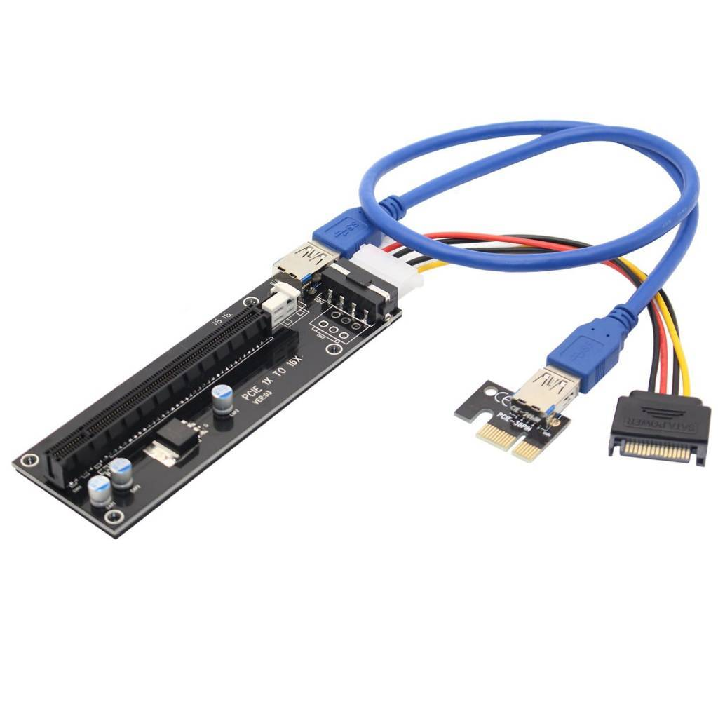 PCI Express Accessories