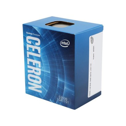 Intel Intel Celeron G3930 Kaby Lake Dual-Core 2.9 GHz LGA 1151 51W BX80677G3930 Desktop Processor Intel HD Graphics 610