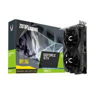Zotac ZOTAC GAMING GeForce GTX 1660 Ti 6GB GDDR6 192-bit Gaming Graphics Card, Super Compact, ZT-T16610F-10L