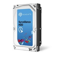 Seagate Seagate 4TB Video Surveillance HDD SATA 6Gb/s 64MB Cache 3.5-Inch Internal Bare Drive (ST4000VX000) Recertified