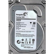 "Seagate Seagate Desktop HDD.15 ST4000DM000 4TB 64MB Cache SATA 6.0Gb/s 3.5"" Internal Hard Drive Bare Drive Recertified"