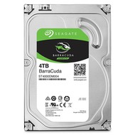 Seagate Seagate 4TB BarraCuda SATA 6Gb/s 64MB Cache 3.5-Inch Internal Hard Drive (ST4000DM004)