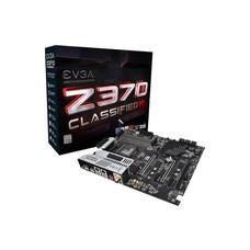 EVGA EVGA Z370 Classified K, 134-KS-E379-KR, LGA 1151, Intel Z370, HDMI, SATA 6Gb/s, USB 3.1, USB 3.0, ATX, Intel Motherboard