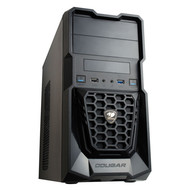 Cryo-PC Micro ATX Intel Core i3-7100 3.9Ghz 2-Core 4-Thread, 8GB DDR4, 120GB M.2 SSD + 2TB HDD, Windows 10 Pro