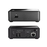 Intel Intel NUC DCCP847DYE Mini PC/HTPC Celeron 847E 1.1GHz Dual Core, 4GB DDR3, 120GB mSATA SSD, Dual Monitor Ready, Windows 10 Professional