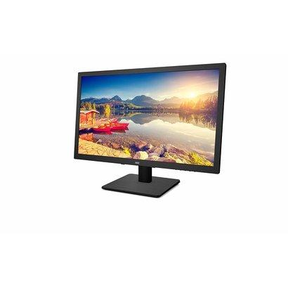 AOC AOC E2475SWJ Pro-Line - Lcd Monitor - 23.6 Inch - 1920 X 1080 Full Hd (1080P) - Tn - 250 Cd/M2 - 1000:1 - 2 Ms - Hdmi, Dvi, Vga - Speakers - Black