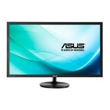 "ASUS ASUS VS Series VS247H-P Black 23.6"" 2ms (Gray to Gray) HDMI Widescreen LED Backlight LCD Monitor 300 cd/m2 50,000,000:1"
