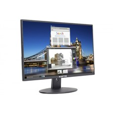 "Sceptre Sceptre E205W-1600SR 20"" 75Hz Ultra Thin Frameless LED Monitor 2x HDMI VGA Built-in Speakers, Metallic Black"
