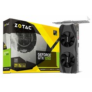 Zotac ZOTAC GeForce GTX 1050 Low Profile 2GB GDDR5 128-bit Gaming Graphics Card ZT-P10500E-10L