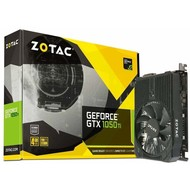 Zotac ZOTAC GeForce GTX 1050 Ti Mini, 4GB GDDR5 DisplayPort 128-bit Gaming Graphic Card (ZT-P10510A-10L)