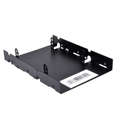 "2.5"" to 3.5"" Dual Bay Adapter Convert Your SATA Laptop Hard Drive into a Desktop Hard Drive!"