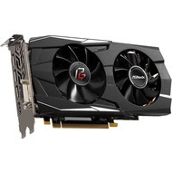 ASRock ASRock Phantom Gaming D Radeon RX 570 DirectX 12 RX570 4G 4GB 256-Bit GDDR5 PCI Express 3.0 x16 HDCP Ready Video Card