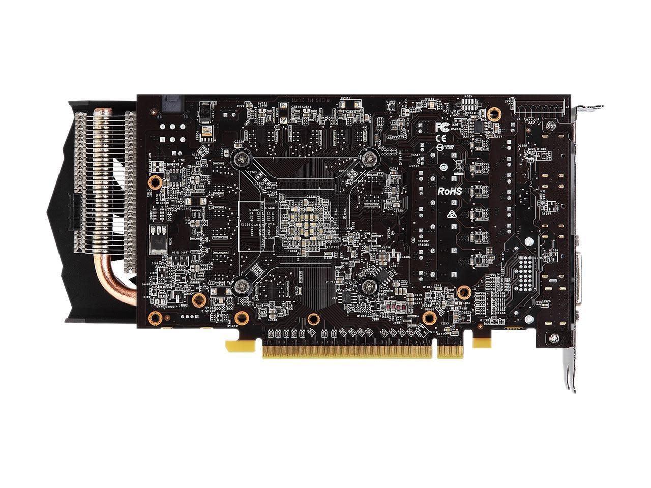 ASRock Phantom Gaming D Radeon RX 570 DirectX 12 RX570 4G 4GB 256