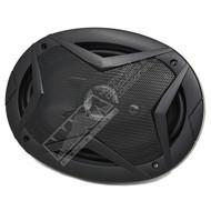Monoprice 10917 - 6 x 9 Inch 3-Way Auto Car Speaker (Pair) Speakers - 90 Watts