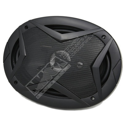 Monoprice Monoprice 10917 - 6 x 9 Inch 3-Way Auto Car Speaker (Pair) Speakers - 90 Watts