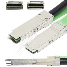 QSFP to QSFP 40Gb Passive DAC Copper Mellanox Infiniband External Cable QDR SFF-8436 (5 - 26ft.)