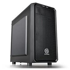 Thermaltake Thermaltake VERSA H15 Micro ATX Mini Tower Gaming Computer Case, No PSU