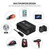 Gigacord Gigacord 150W Car Inverter DC12V to AC110V with 2-USB