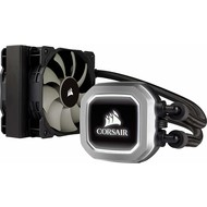 Corsair CORSAIR Hydro Series H75 AIO Liquid CPU Cooler, 120mm Radiator, Dual 120mm SP Series PWM Fans