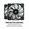 Corsair CORSAIR Hydro Series H75 AIO Liquid CPU Cooler, 120mm Radiator, Dual 120mm SP Series PWM Fans