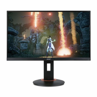 "Acer Acer XF270HU Cbmiiprzx 27"" WQHD (2560 x 1440) TN Monitor with AMD FREESYNC Technology 