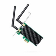 TP-Link TP-Link AC1200 PCIe Wireless Wifi PCIe Card | 2.4G/5G Dual Band Wireless PCI Express Adapter | Low Profile, Long Range Beamforming Heat Sink Technology | Supports Windows 10/8.1/8/7/XP (Archer T4E)