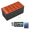 20 Port USB Charger Rapid Charging Station Desktop Travel Hub iPhone Android