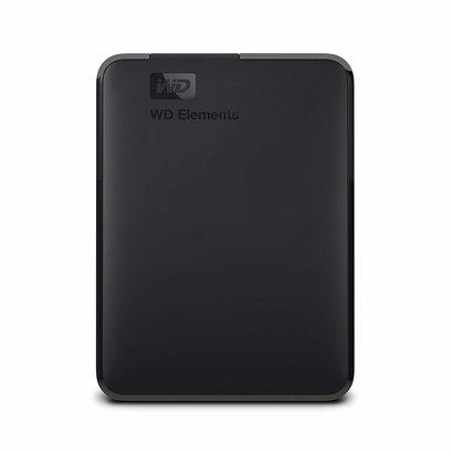 WD WD 2TB Elements Portable External Hard Drive - USB 3.0 - WDBU6Y0020BBK-WESN