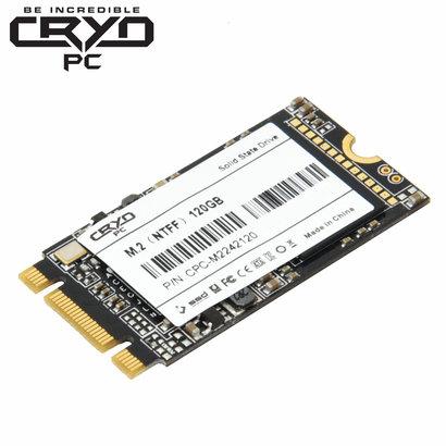 Cryo-PC Cryo-PC 120GB M.2 2242 SSD (CPC-M2242120)