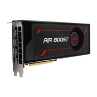MSI MSI Radeon RX Vega 56 DirectX 12 RX Vega 56 Air Boost 8G OC 8GB 2048-Bit HBM2 PCI Express x16 HDCP Ready CrossFireX Support ATX Video Card Recert