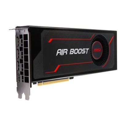 MSI MSI Radeon RX Vega 56 DirectX 12 RX Vega 56 Air Boost 8G OC 8GB 2048-Bit HBM2 PCI Express x16 HDCP Ready CrossFireX Support ATX Video Card