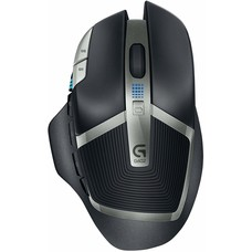 Logitech Logitech G602 Lag-Free Wireless Gaming Mouse – 11 Programmable Buttons, Up to 2500 DPI