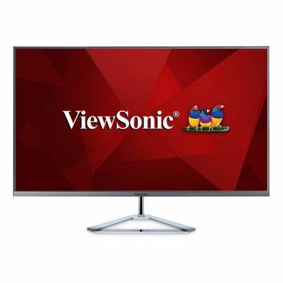 ViewSonic ViewSonic VX3276-2K-MHD 32 Inch Frameless Widescreen IPS 1440p Monitor with HDMI DisplayPort and Mini DisplayPort