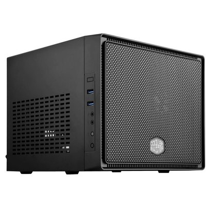 Cryo-PC Cryo-PC Mini ITX Intel Pentium G5400 3.7Ghz 2-Core 4-Thread, 8GB DDR4, 128GB M.2 SSD, Windows 10 Pro