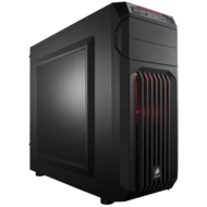 Cryo-PC Cryo-PC ATX Intel Core i7-4790 3.6Ghz 4-Core 8-Thread, AMD Radeon RX570 4GB, 16GB DDR3, 240GB mSATA SSD, Windows 10 Pro
