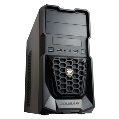 "Cryo-PC Cryo-PC Micro ATX Intel Core i5-4590 3.3Ghz 4-Core 4-Thread, 4GB DDR3, 120GB 2.5"" SSD, Windows 10 Pro"