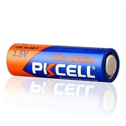 PKCELL Ultra digital Alkaline Battery 1.5V AA/LR6 (Choose Quantity)