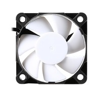 Fractal Design Fractal Design Silent Series R3 50mm Silence Optimized Rifle Bearing Black/White Computer Case Fan
