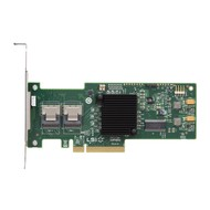 LSI LSI Logic MegaRAID 9240-8i 8-port SAS SFF-8087 SATA RAID 0 1 5 10 50 JBOD Controller, Includes Low Profile Bracket