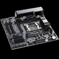 EVGA EVGA X99 Micro2, 131-HE-E095-RX, LGA 2011v3, Intel X99, SATA 6Gb/s, USB 3.1, USB 3.0, mATX, Intel Motherboard