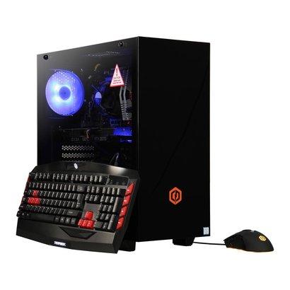 CyberpowerPC CyberpowerPC Gaming Desktop Gamer Xtreme C790T Intel Core i7 9th Gen 9700K (3.60GHz) 16GB DDR4 2TB HDD 240GB SSD NVIDIA GeForce RTX 2070 8GB Windows 10