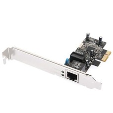 Rosewill Rosewill 10/100/1000 Mbps Ethernet Card, Network Adapter Card, Network Interface Card (NIC), Gigabit RJ45 PCIe Network Card with Power Saving for Computer Systems and Servers
