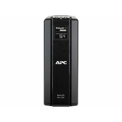 APC APC UPS Battery Back Up (BR1500G) - Back-UPS Pro 1500VA 10-outlet Uninterruptible Power Supply with Surge Protection
