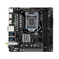 ASRock ASRock H370M-ITX/ac LGA 1151 (300 Series) Intel H370 HDMI SATA 6Gb/s USB 3.1 Mini ITX Intel Motherboard