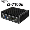 Cryo-PC Cryo-PC Mini Fanless PC with Power Adapter Windows 10 Pro (Choose CPU, RAM, and Storage)