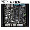 Cryo-PC Cryo-PC Mini Fanless PC with Power Adapter Windows 10 Pro (Choose CPU, RAM, and Storage)